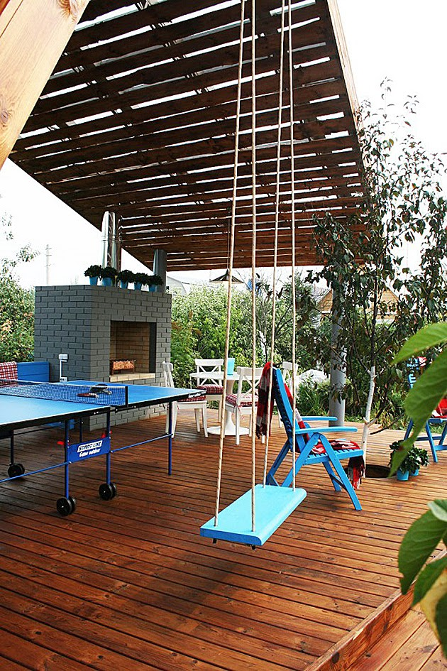 A Fun Filled Outdoor Space Livin Spaces