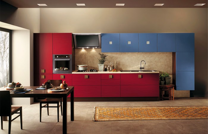Italian Cooking Kitchens By Scavolini Livin Spaces
