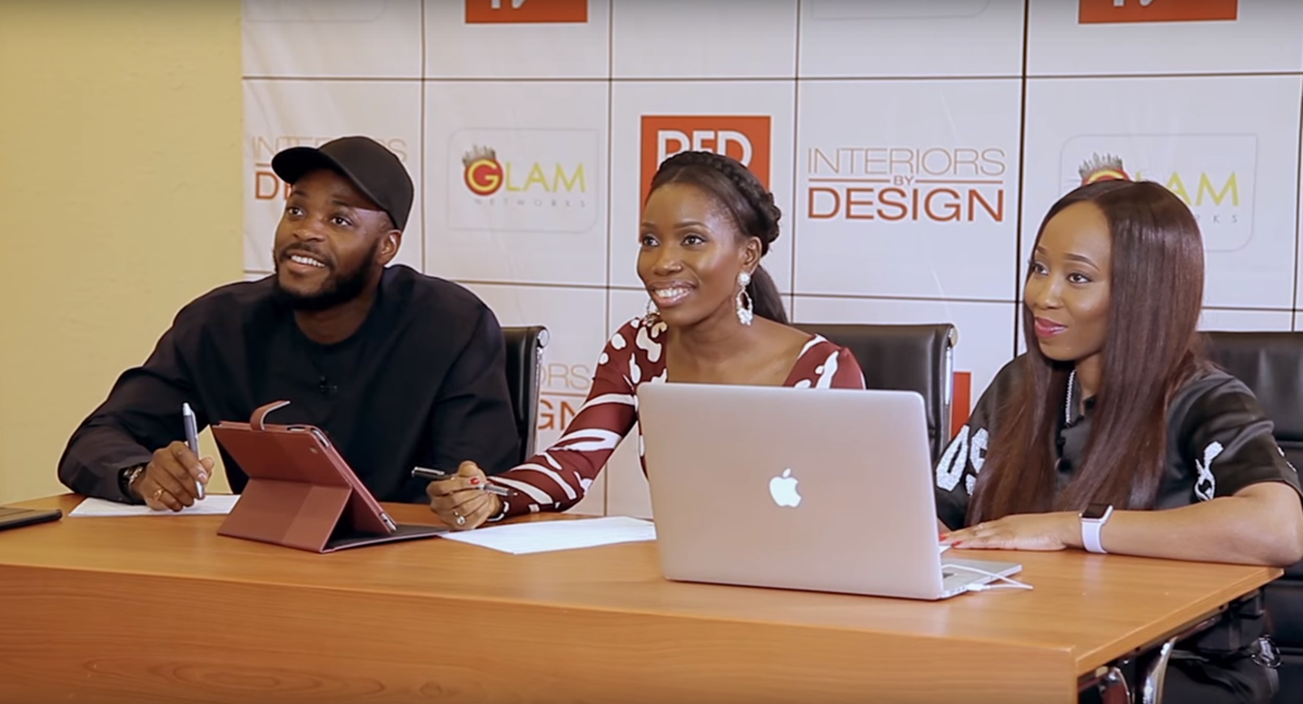 WATCH THE PREMIER EPISODE OF INTERIORS BY DESIGN NIGERIAS FIRST