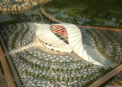 Stadion, Al Khor