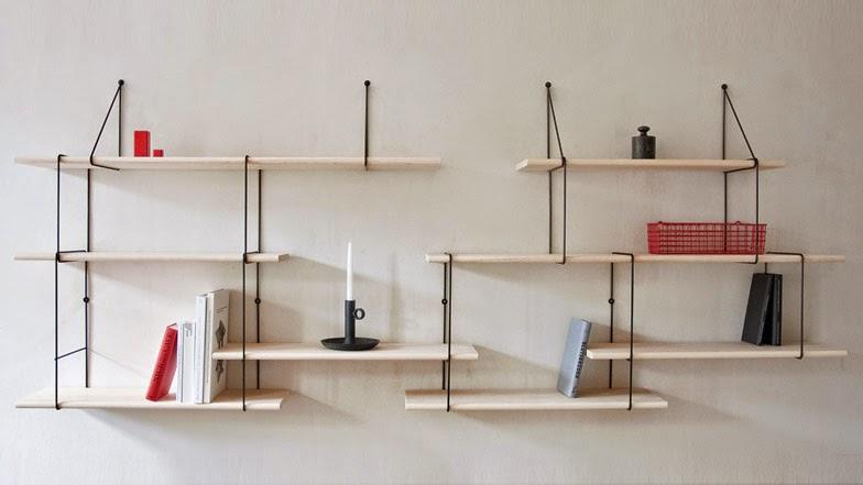 the link shelf by studio hausen a string shelf update. Black Bedroom Furniture Sets. Home Design Ideas