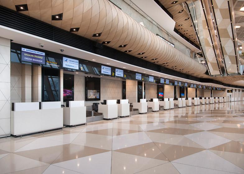 Village Terminal Autoban S Interior Design Scheme For The