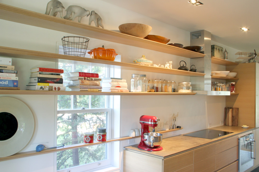 Stupefying Floating Shelves Decorating Ideas for Kitchen Modern design ideas with Stupefying canisters floating shelves