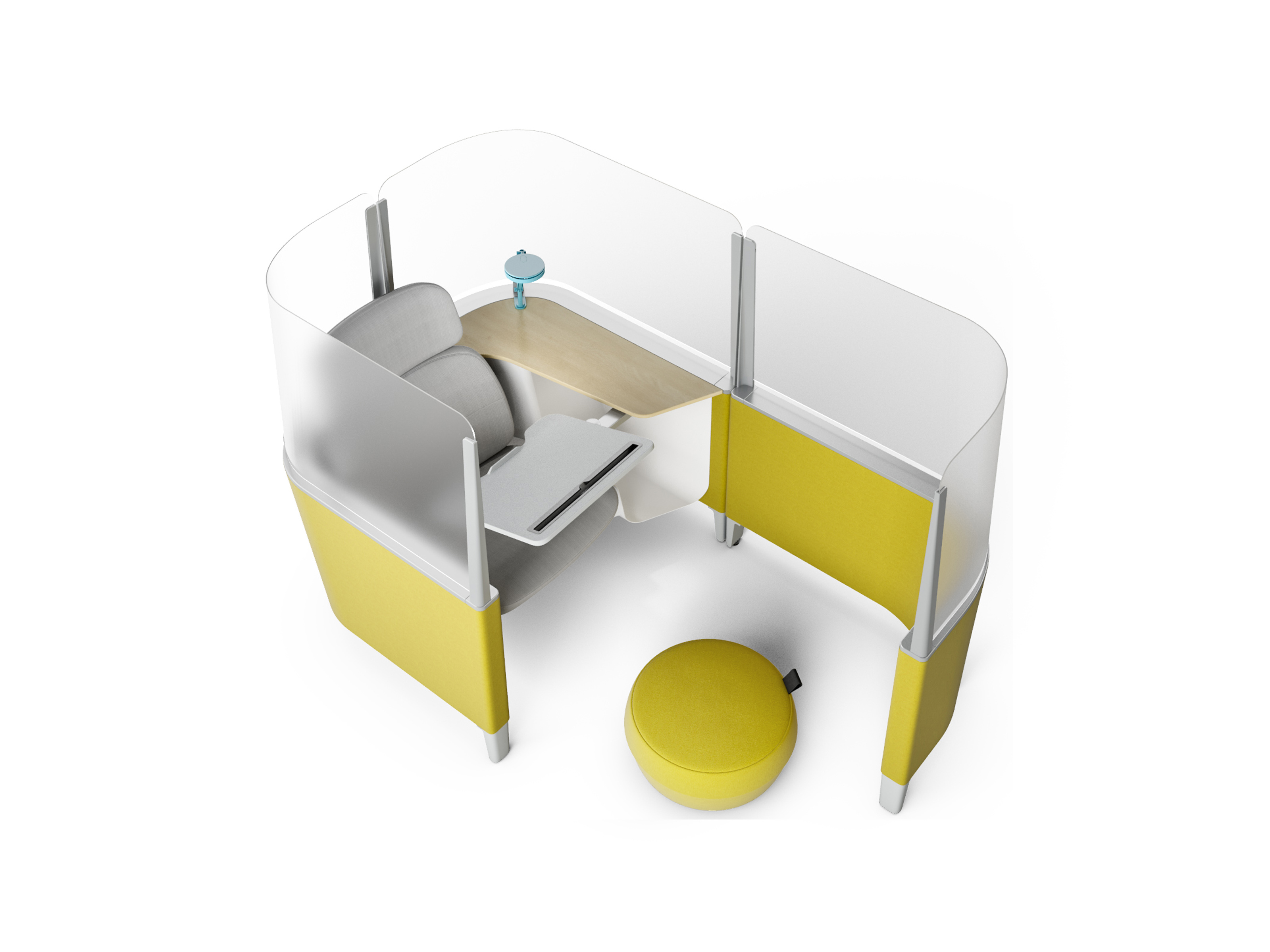 Open Office En Closed Office The Brody Worklounge By