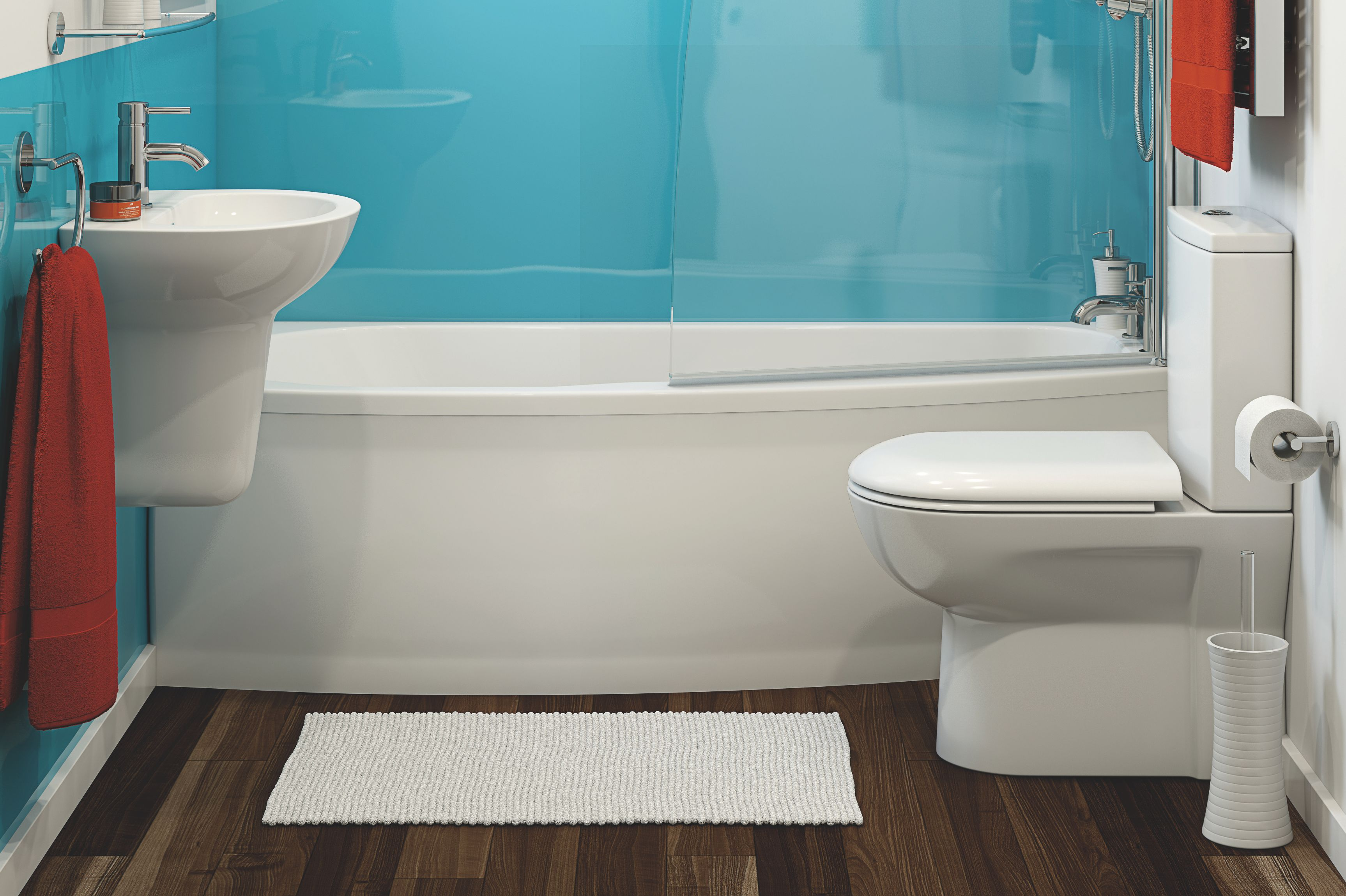 RETHINKING THE MODERN DAY BATHROOM: An insightful look at our modern ...