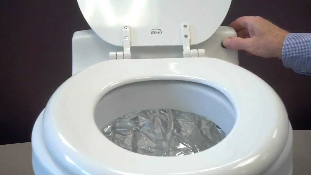 A Waterless Toilet Laveo By Dry Flush Livin Spaces