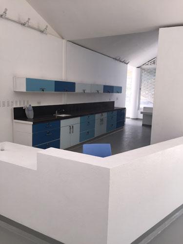 Gheskio Cholera Treatment Center interior 6