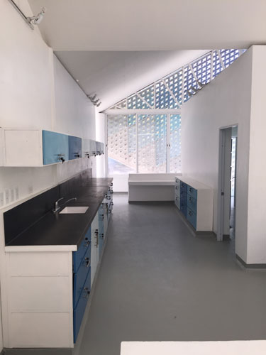 Gheskio Cholera Treatment Center interior 5
