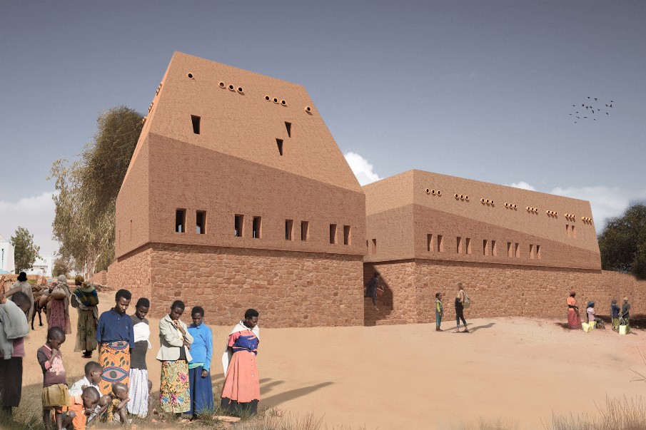 FROM DUST:A Proposal for the MNBH Museum of Earth ...