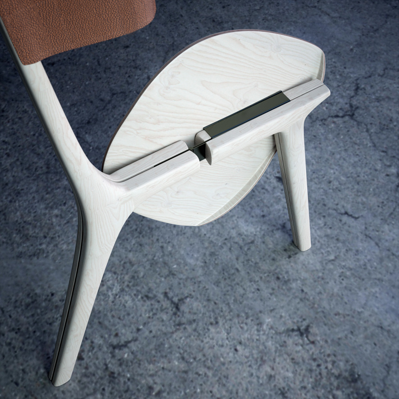 palfrey chair by tierney haines folding chair 1