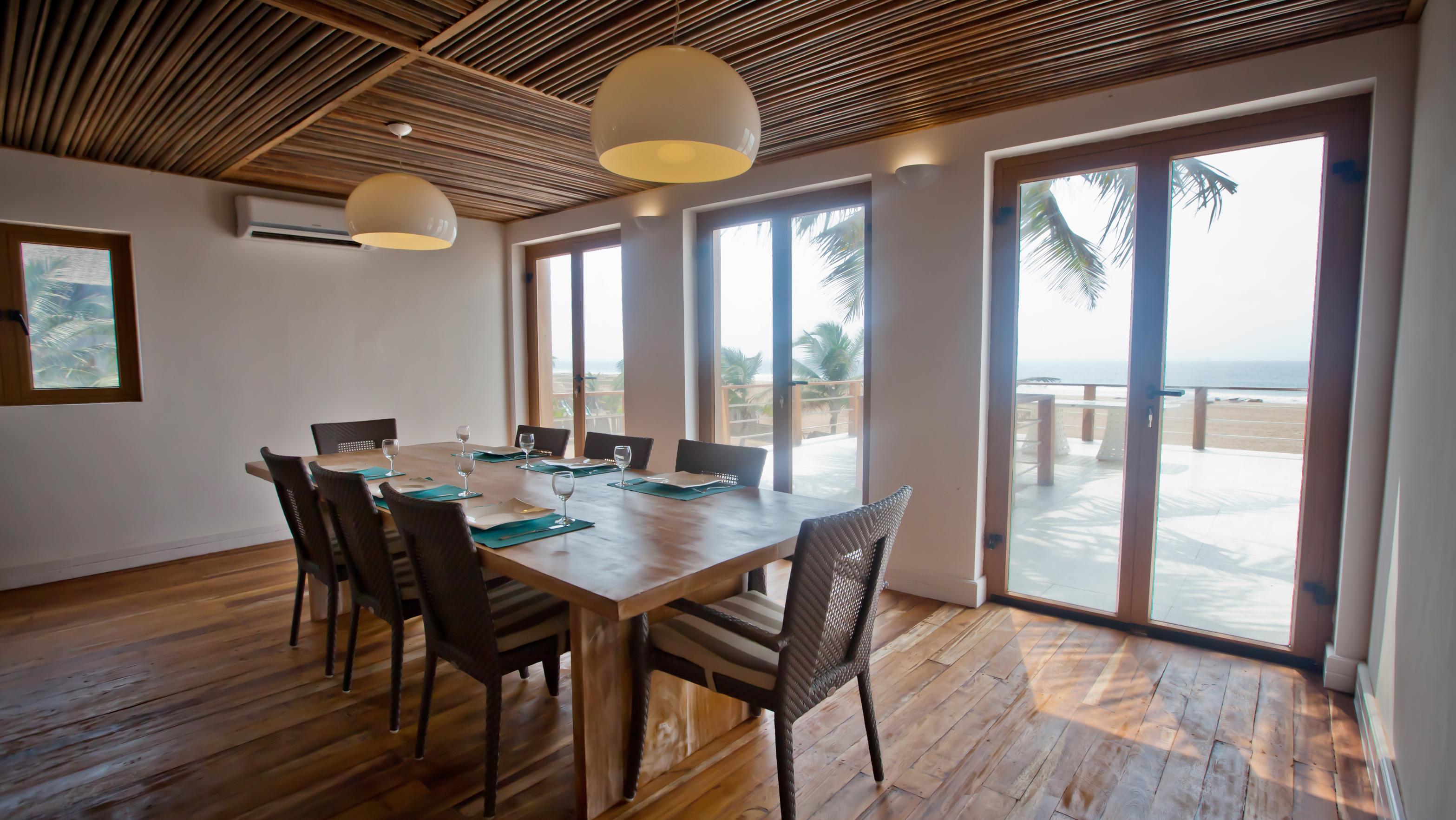 PRIVATE BEACH HOUSE INTERIOR 4