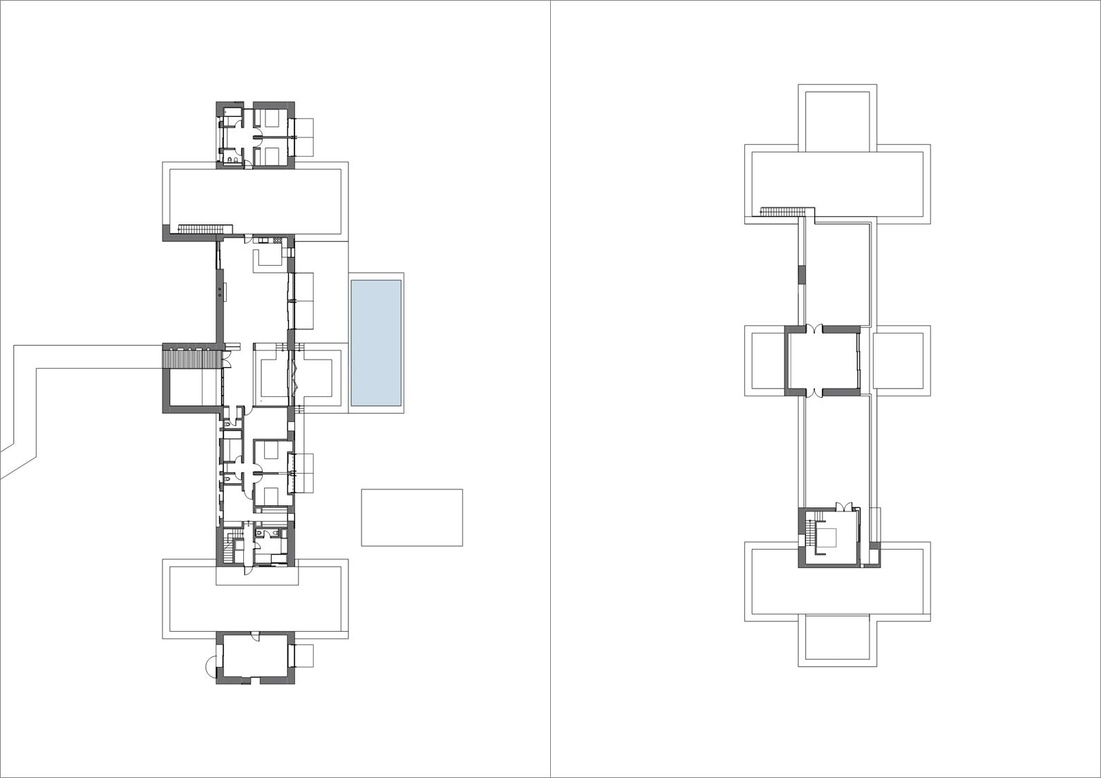 co-habitation floor plans 1