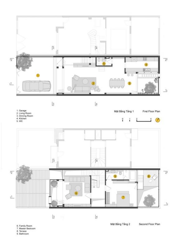 cocoon floor plan 1 and 2