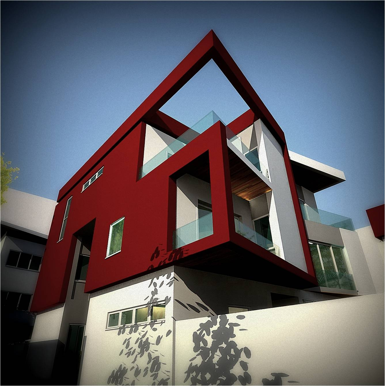 scissor house render 1
