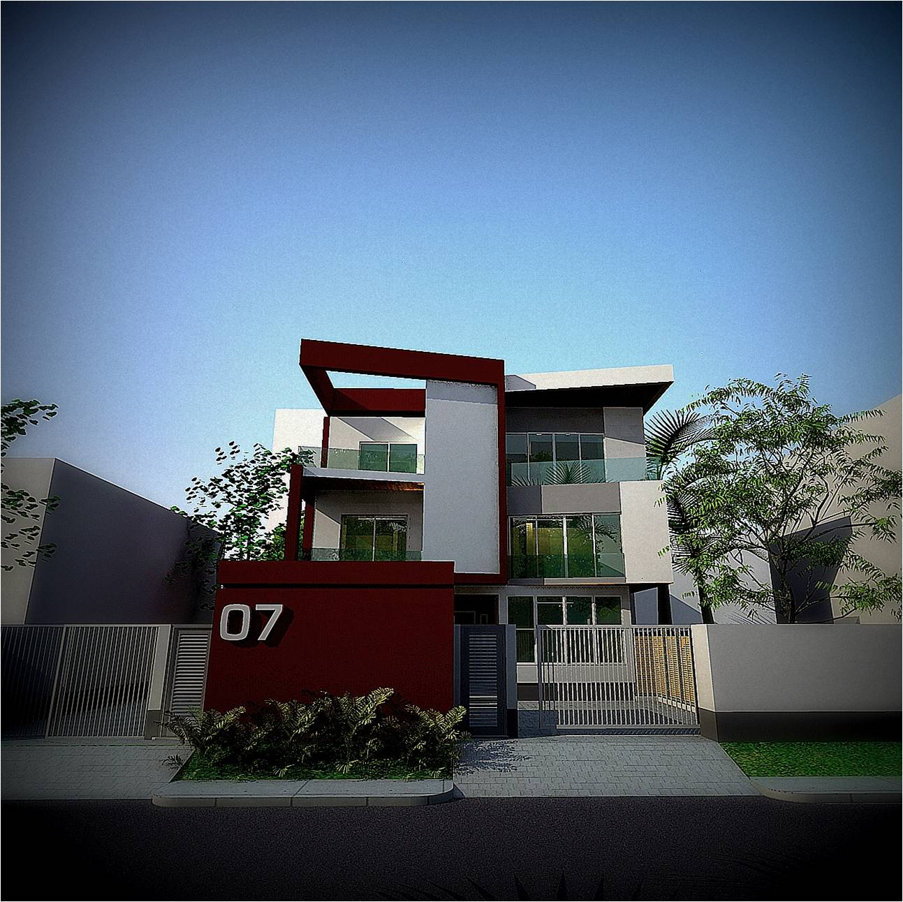 scissor house render 2