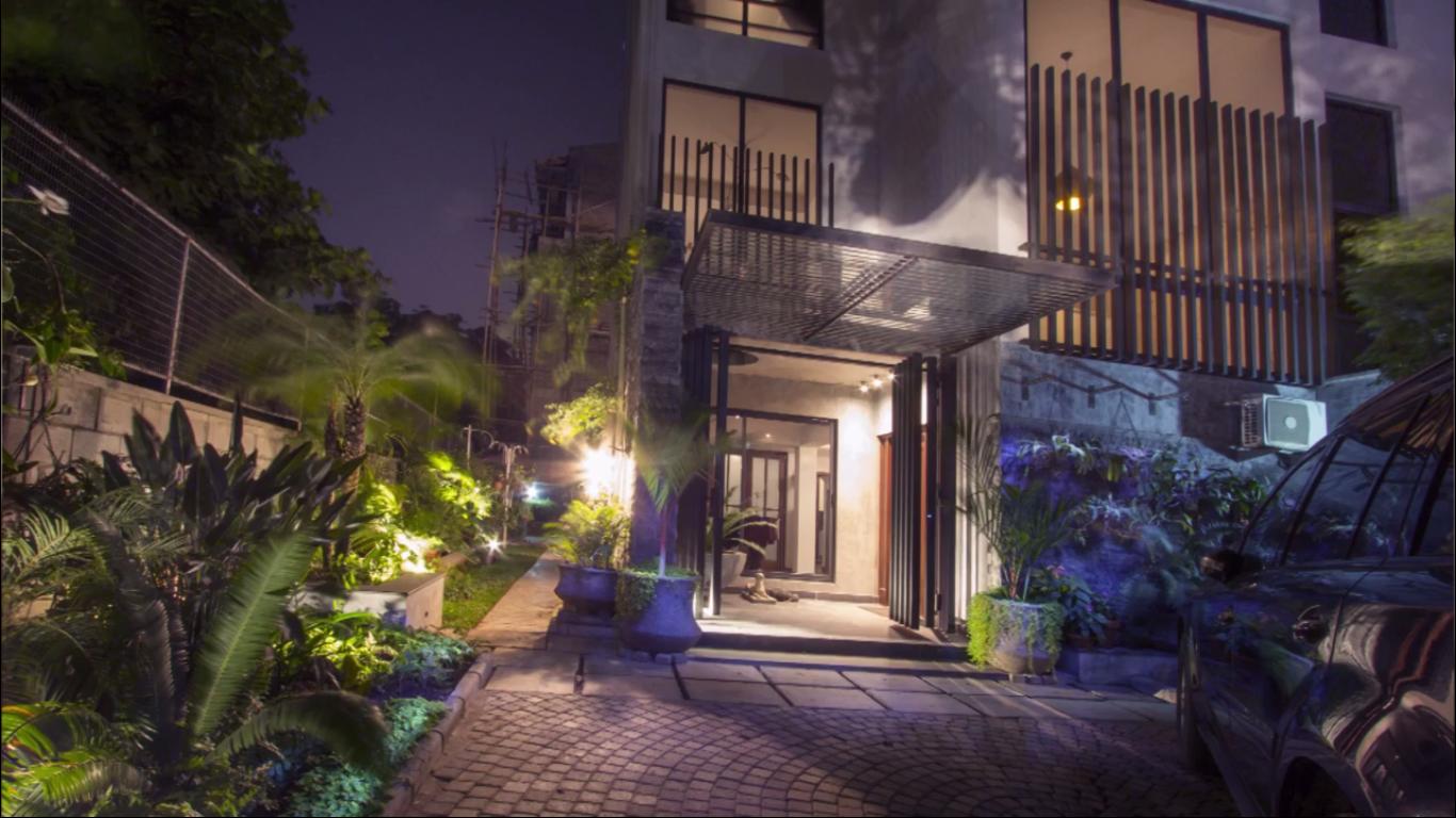 Home design by Architect Lola Shonibare