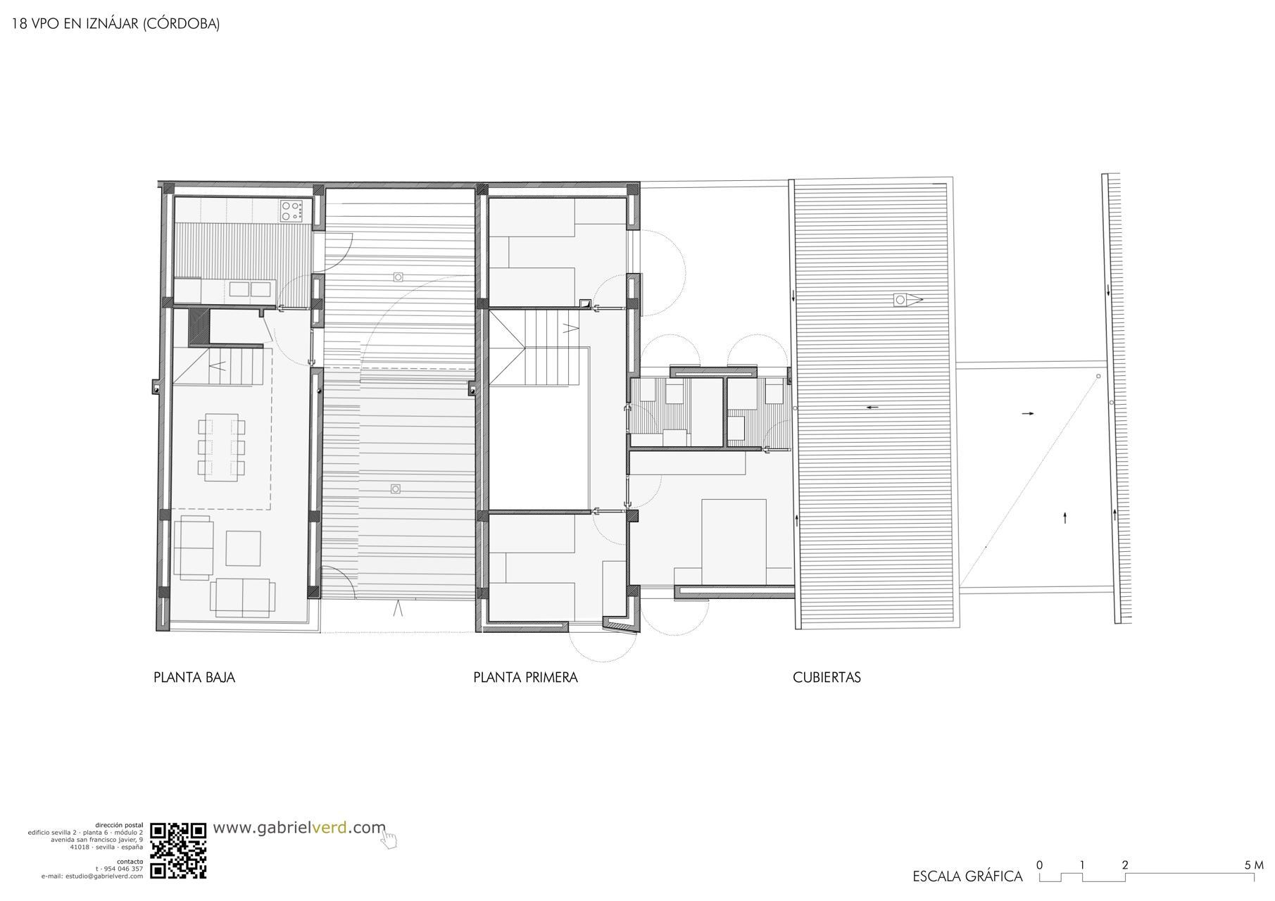 CORDOVA SOCIAL HOUSING FLOOR PLAN 1