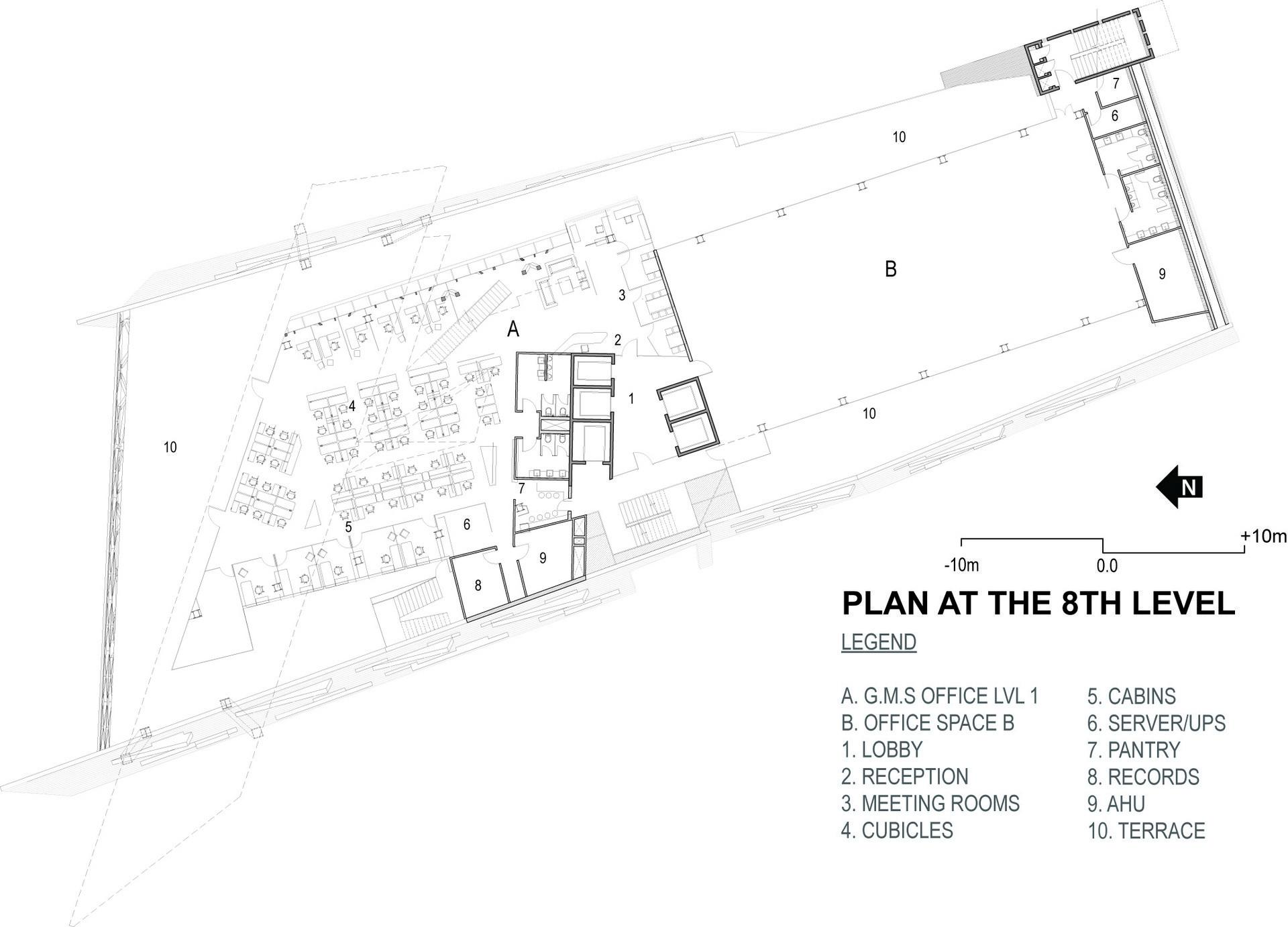GMS Grande Palladium floor plan 1