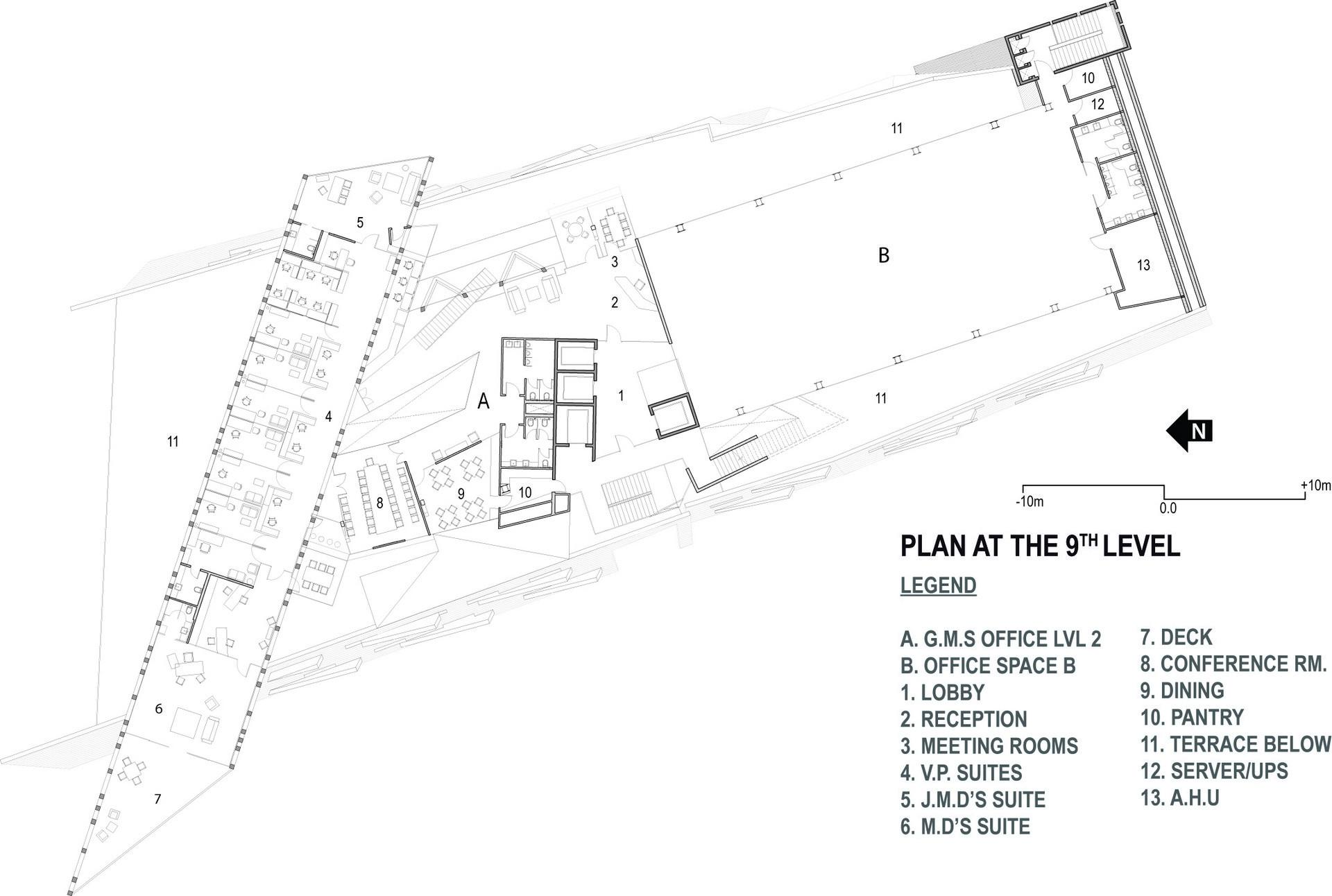GMS Grande Palladium floor plan 2