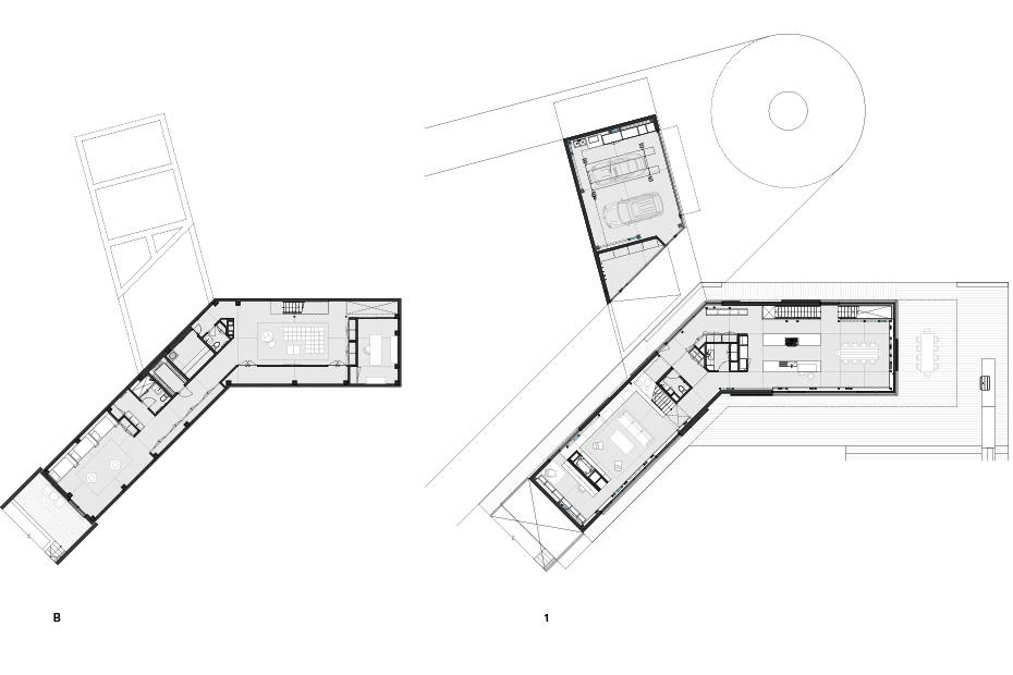 36SML Beach House-basement