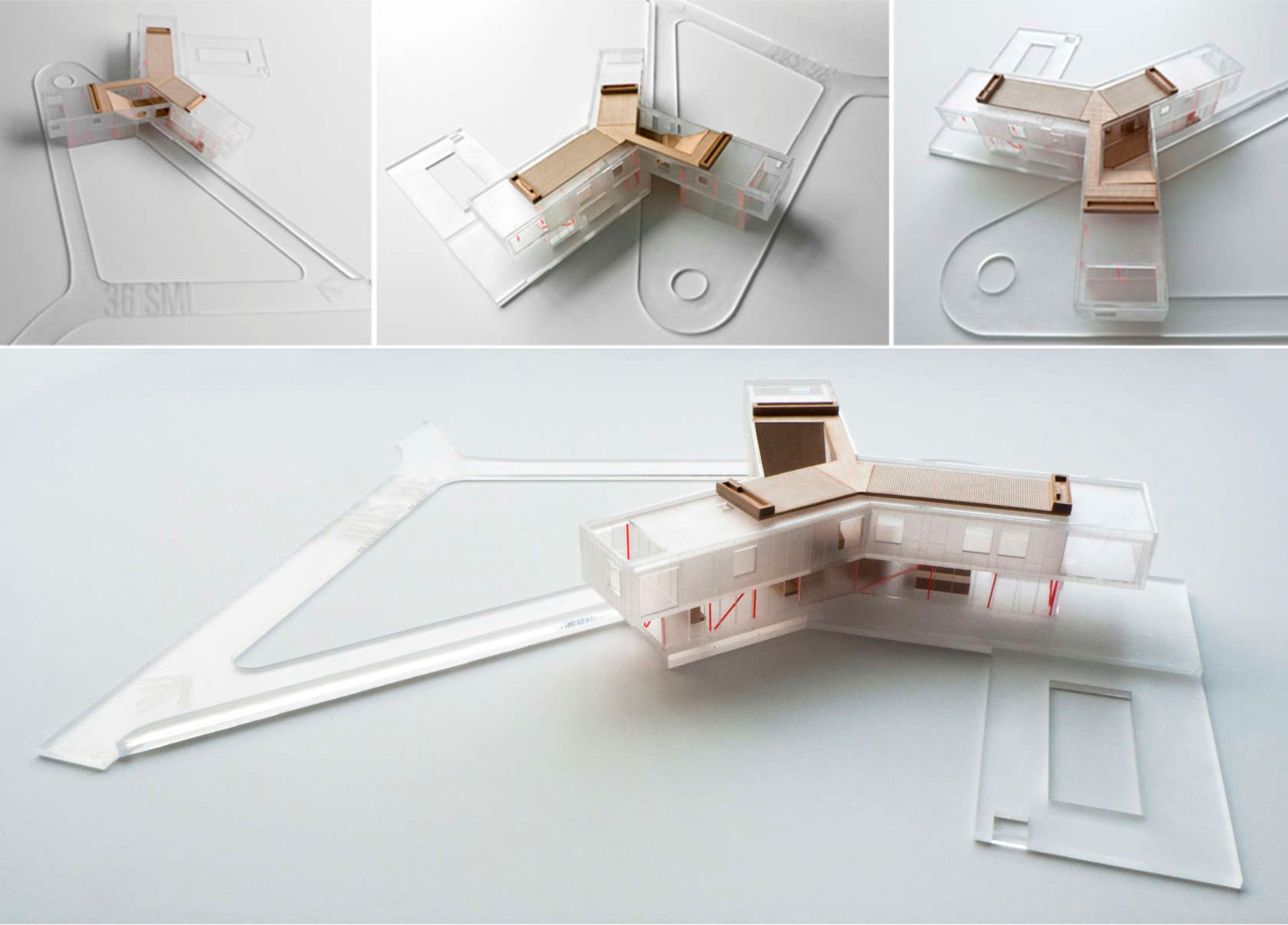 36SML Beach House-model