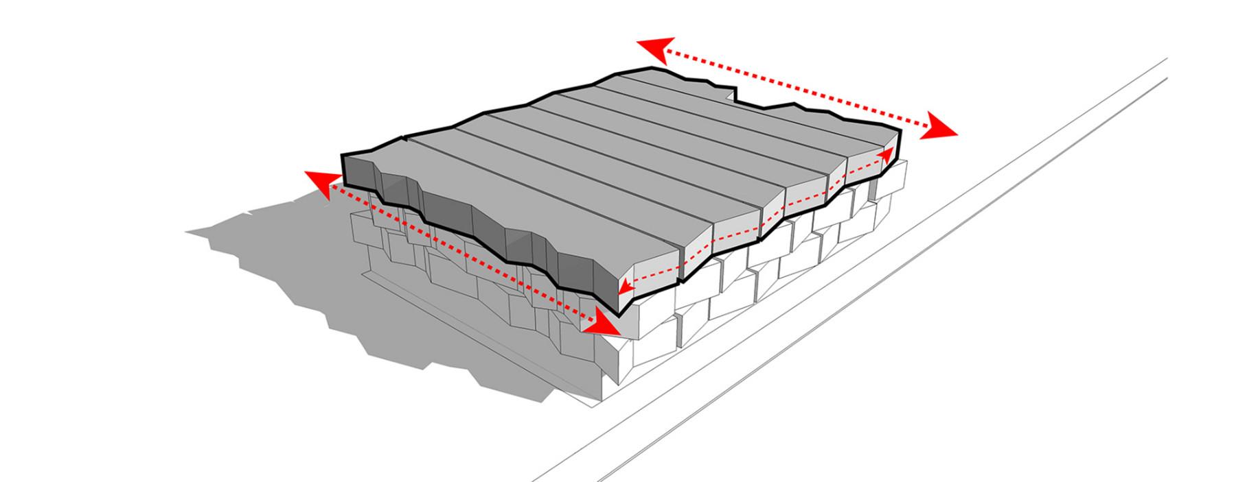 Spectrum Apartments concept 5
