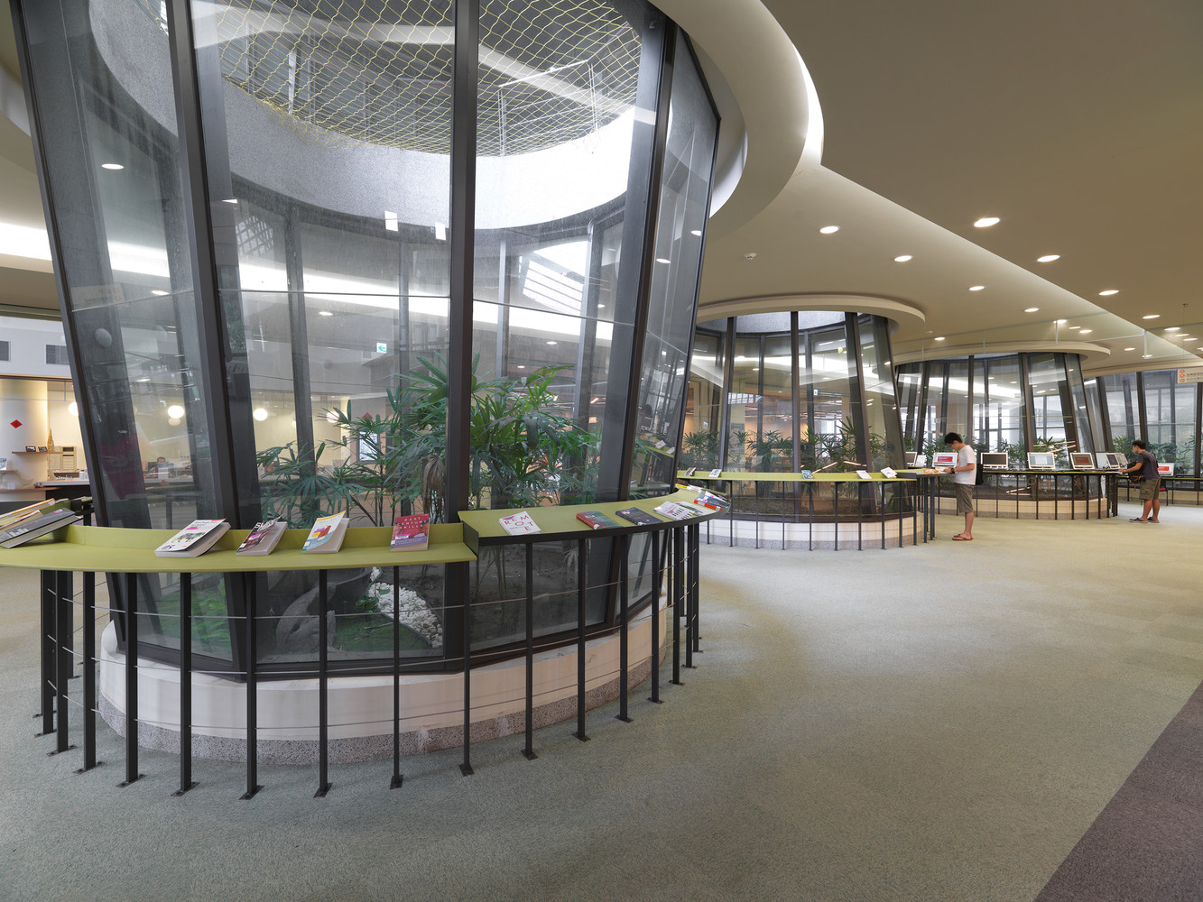 Taipei univeristy library 23
