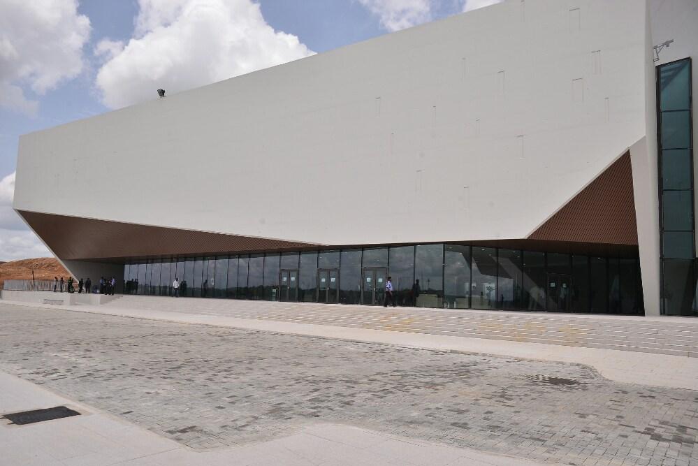 calabar international convention center a7