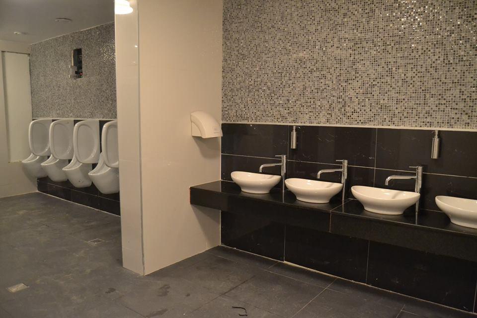 calabar international convention center toilets