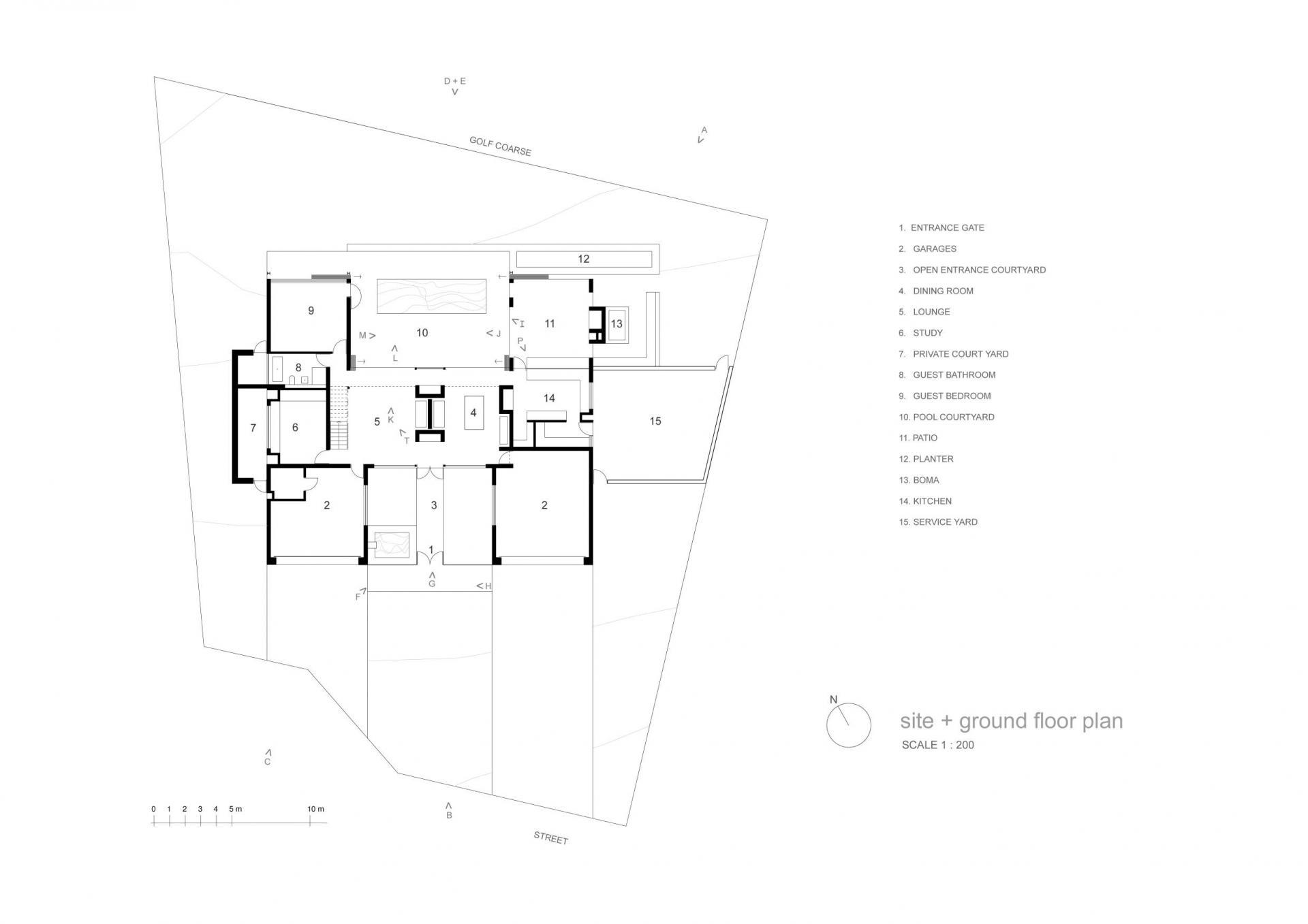 House Steyn floorplan 01