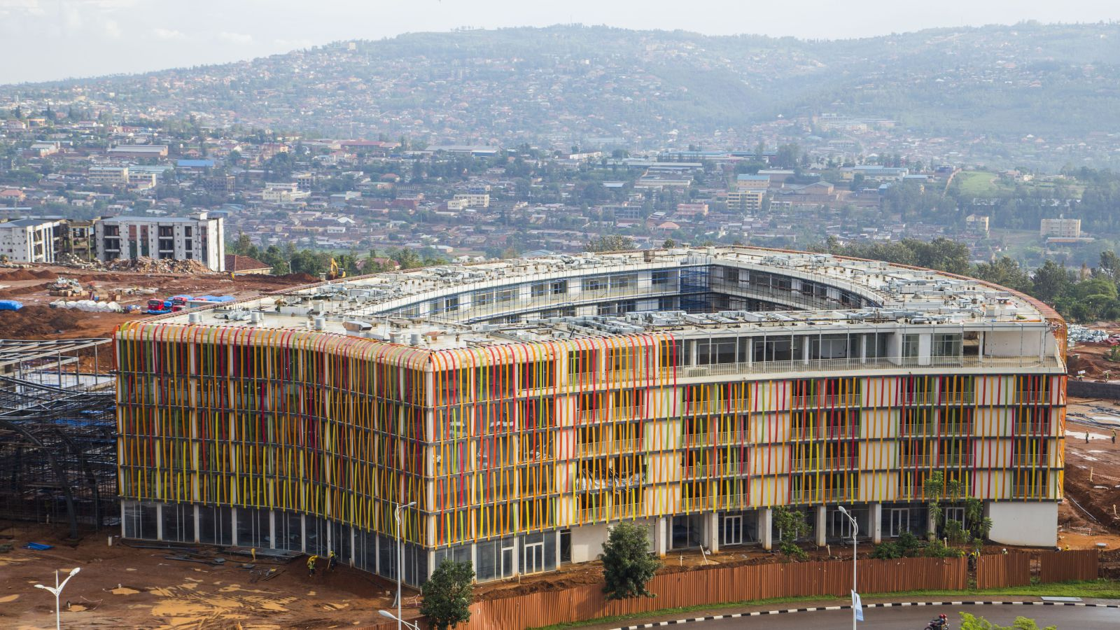 kigali convention center under construction 5