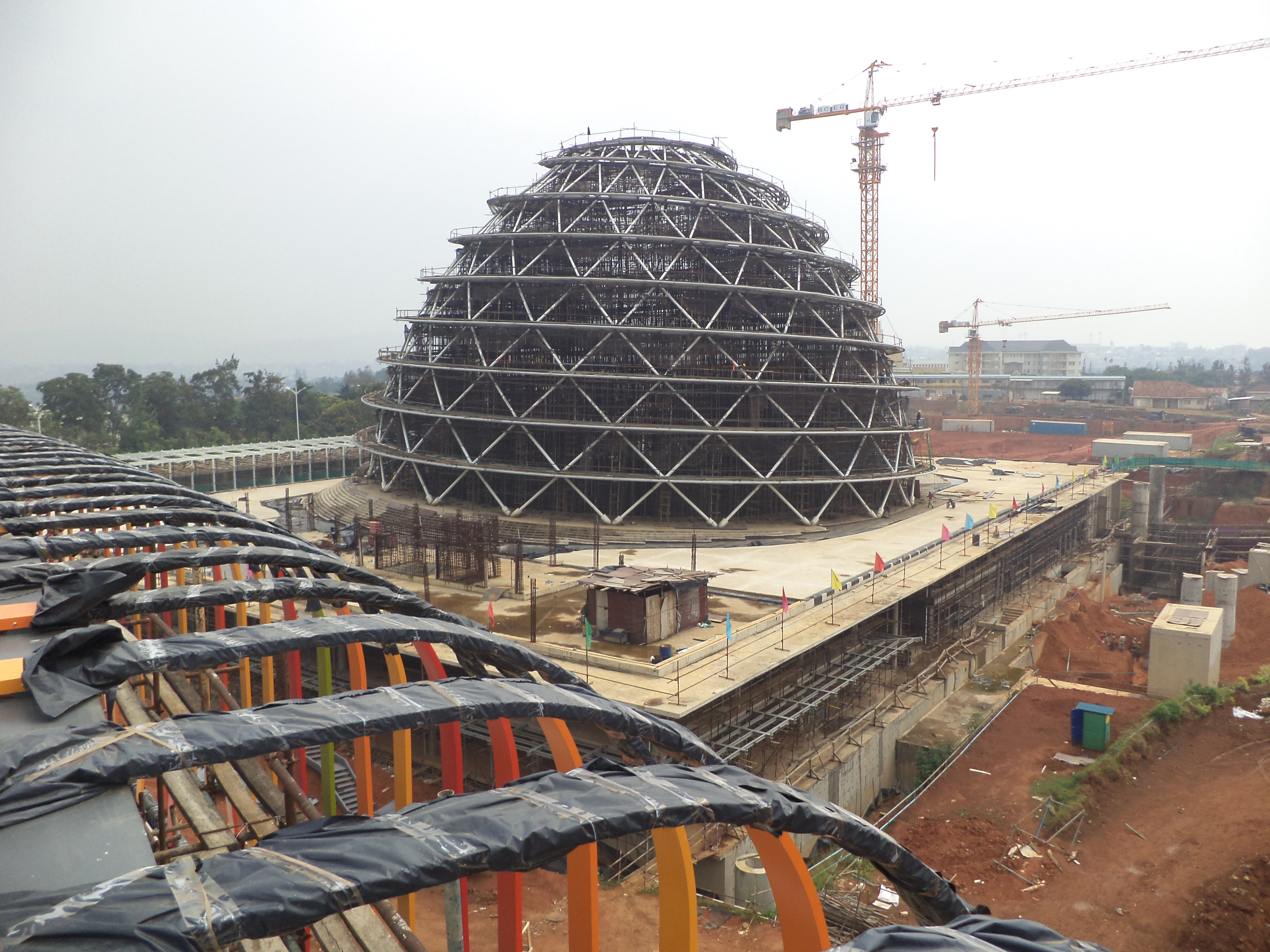 kigali convention center under construction 7