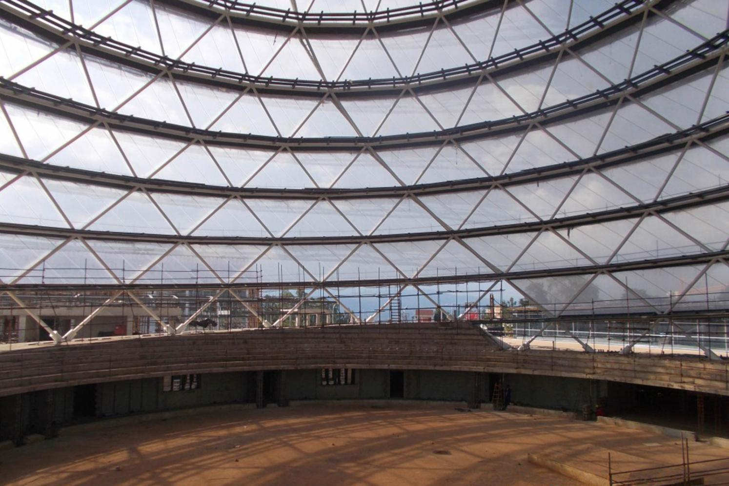kigali convention- dome e