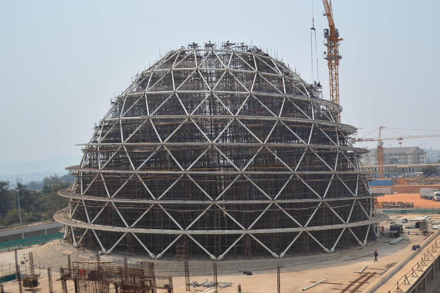kigali convention- dome