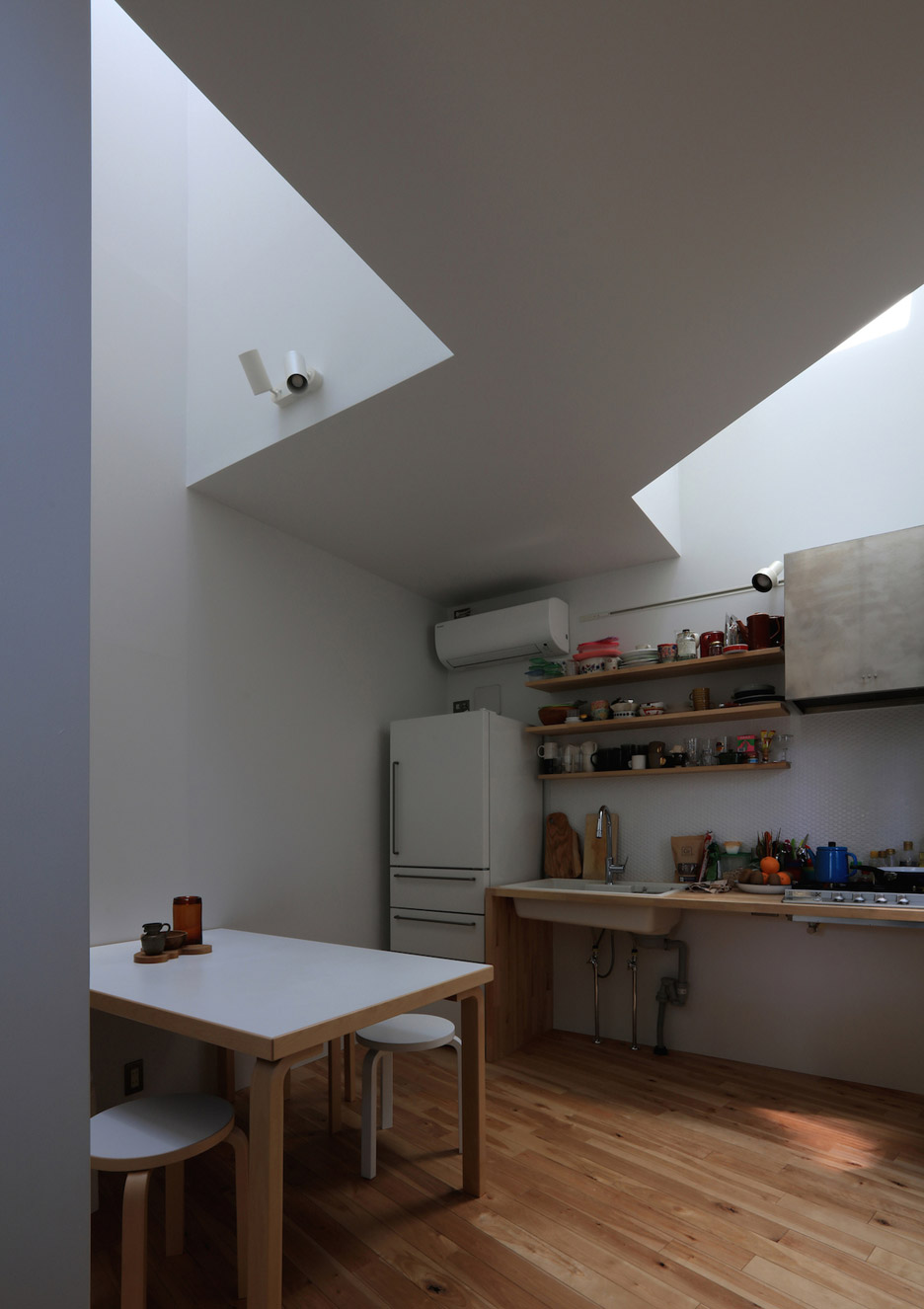 House Hommachi_05Atelier HAKO
