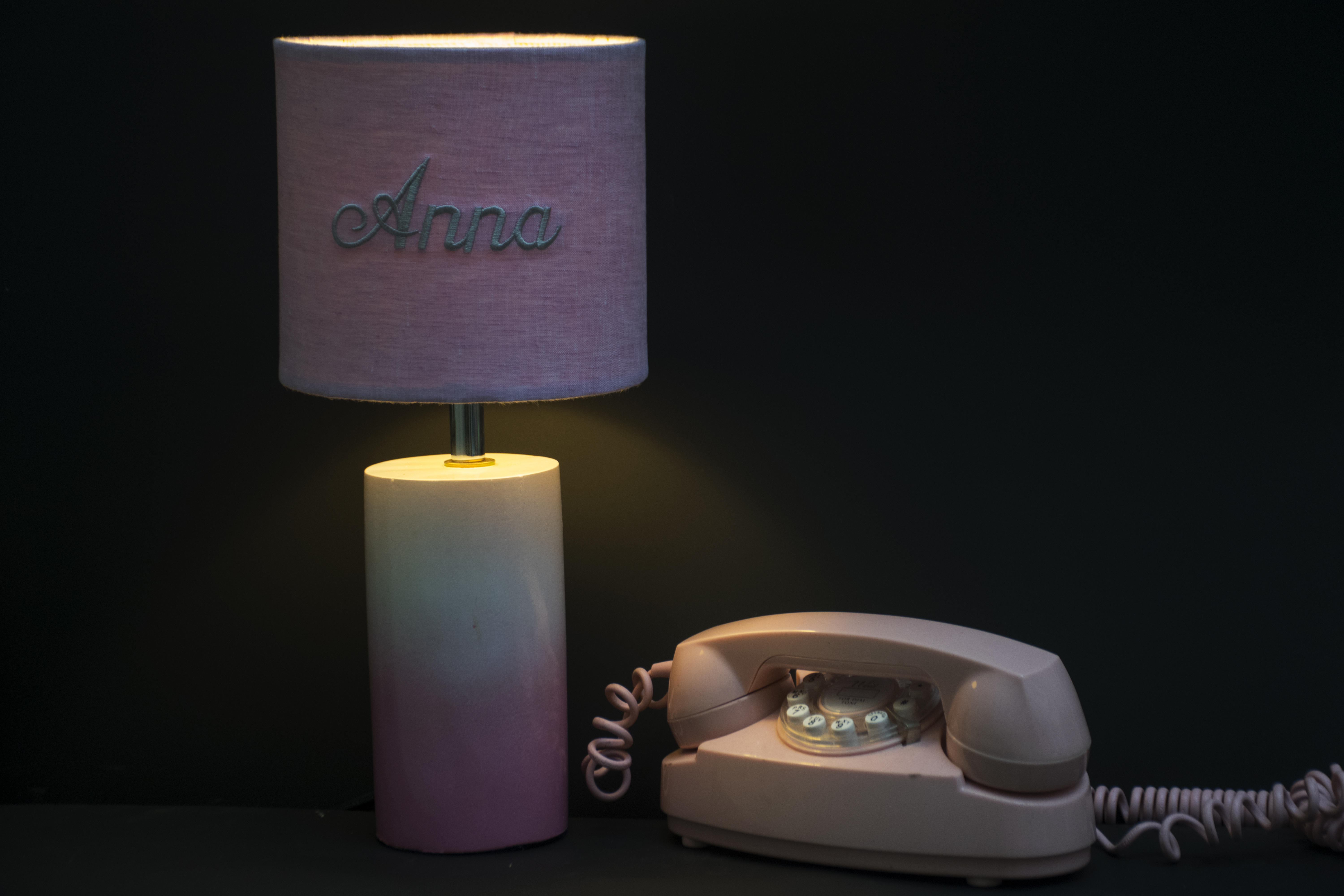 caxton alile living candy collection 2016 lamp collection made in nigeria ombre pop kids lamp livin spaces