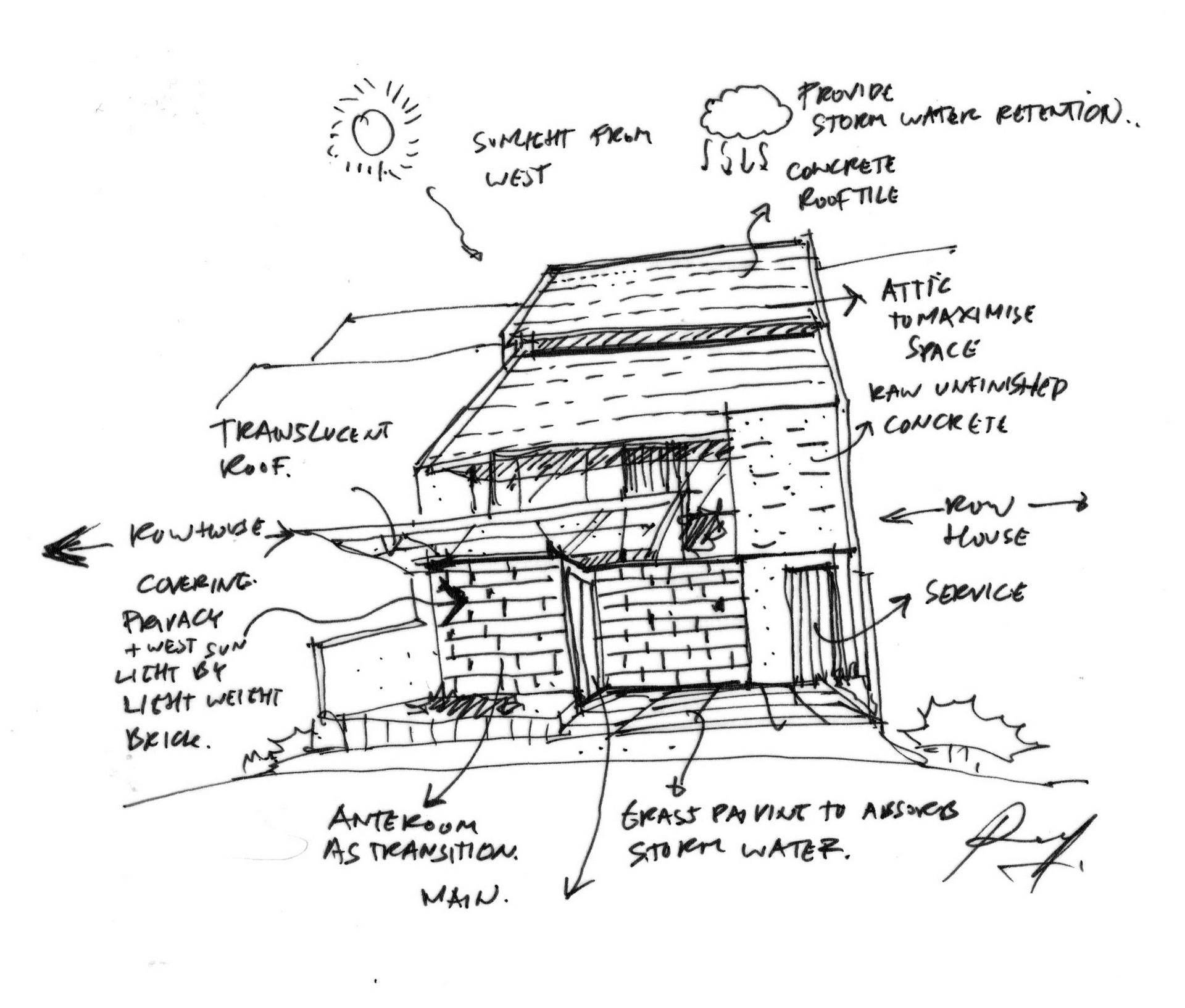 istakagrha-_39raw-architecture