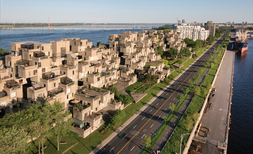 An Indepth Look Inside Moshe Safdie 39 S Iconic Habitat 67 In