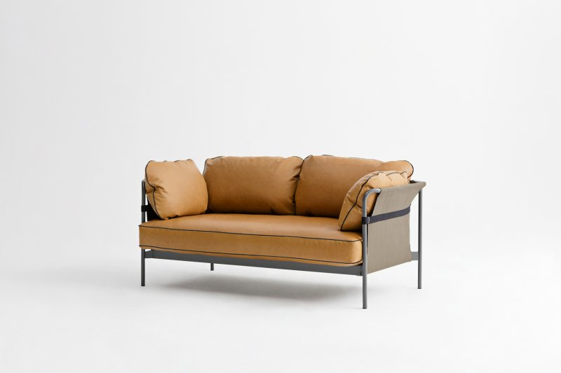 The Can Flat Pack Sofa By Studio Bouroullec For Hay