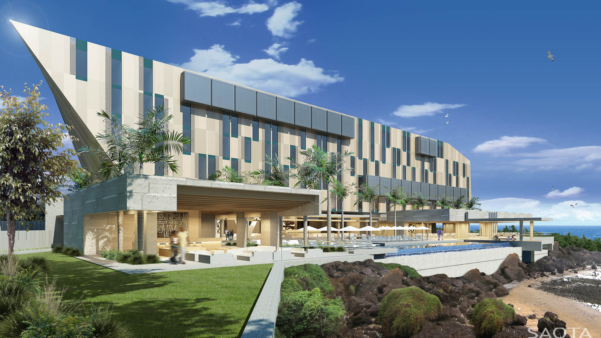NOOM HOTEL CONAKRY IN GUINEA BY SAOTA