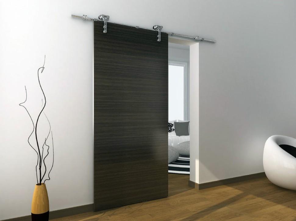 20 modern barn style sliding door designs - Modern interior barn doors ...