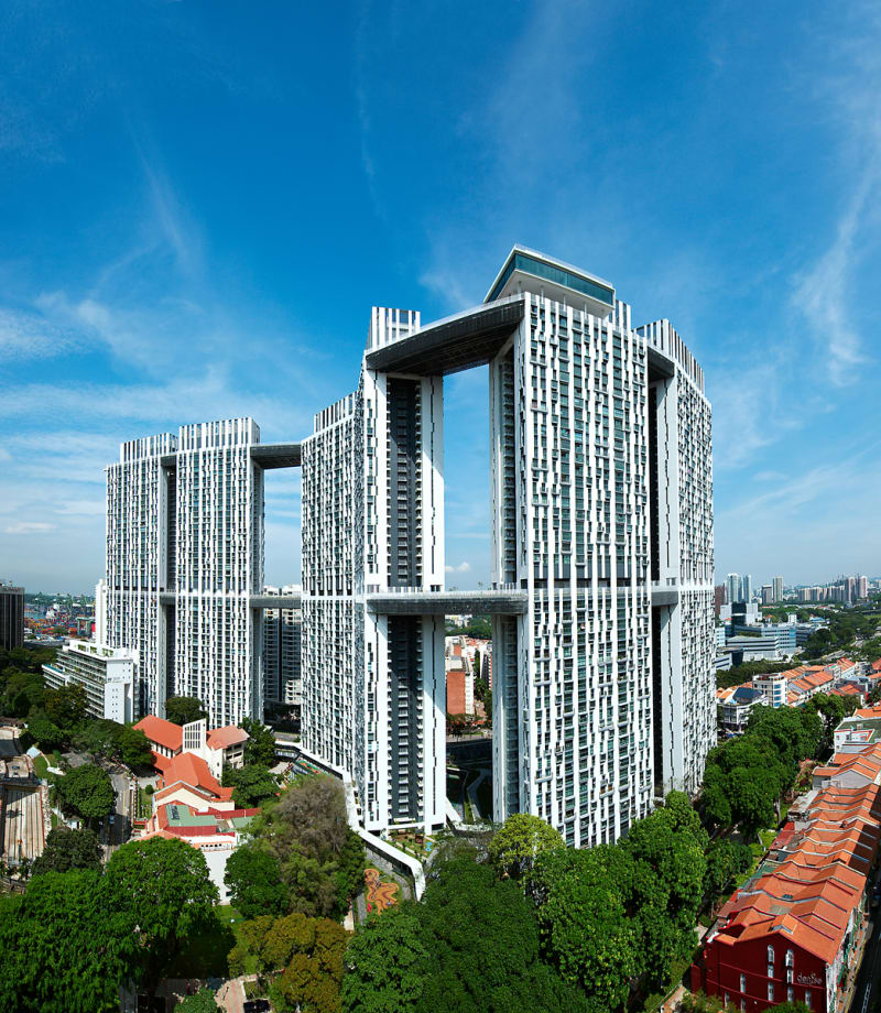 Apartments In Singapore: The Pinnacle @ Duxton In Singapore By Arc Studio
