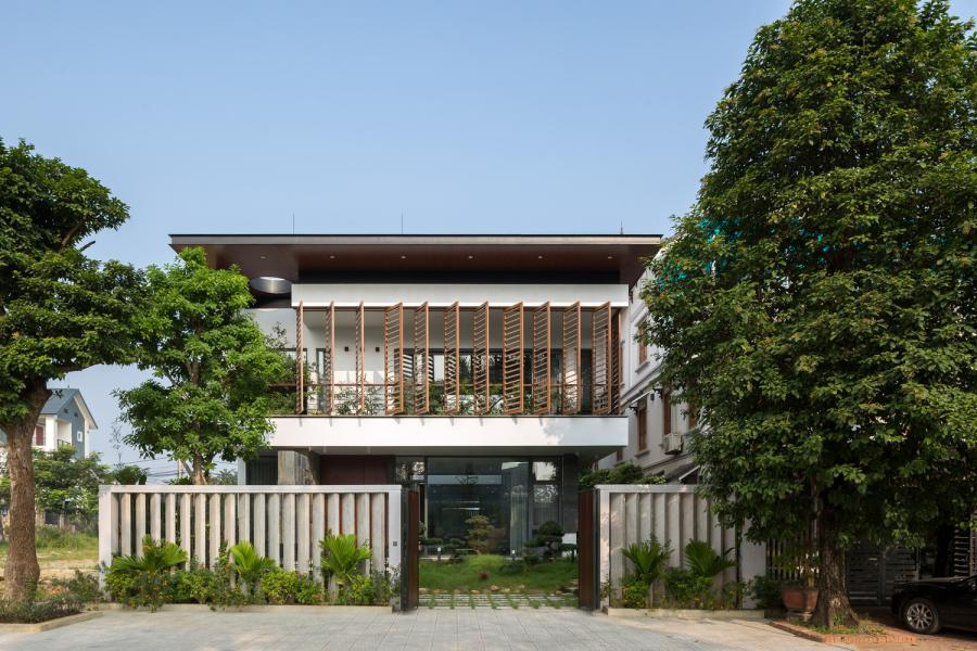 House Of Light Wind In Vietnam By Ray Architecture