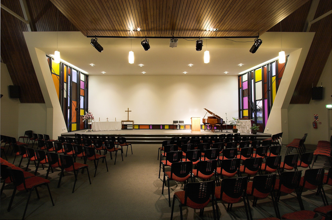 The Waiuku Church In New Zealand By Jasmax Wraps The Old With The New