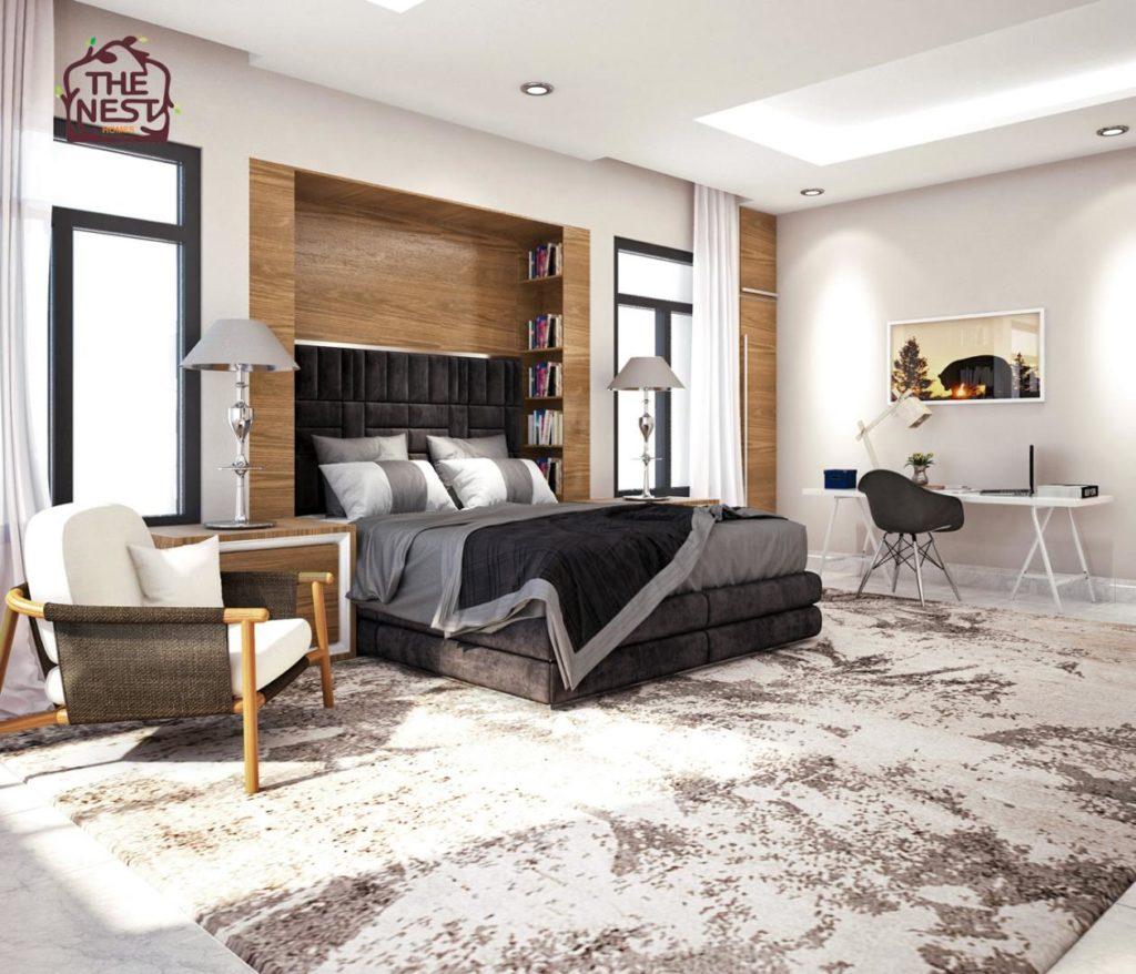 thrive 4 bedroom plus 1bq bedroom