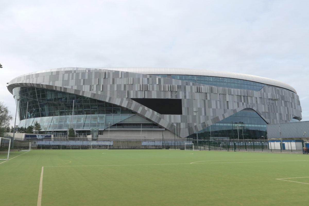 Tottenham Hotspur Stadium Leading The Premier League Into The Future