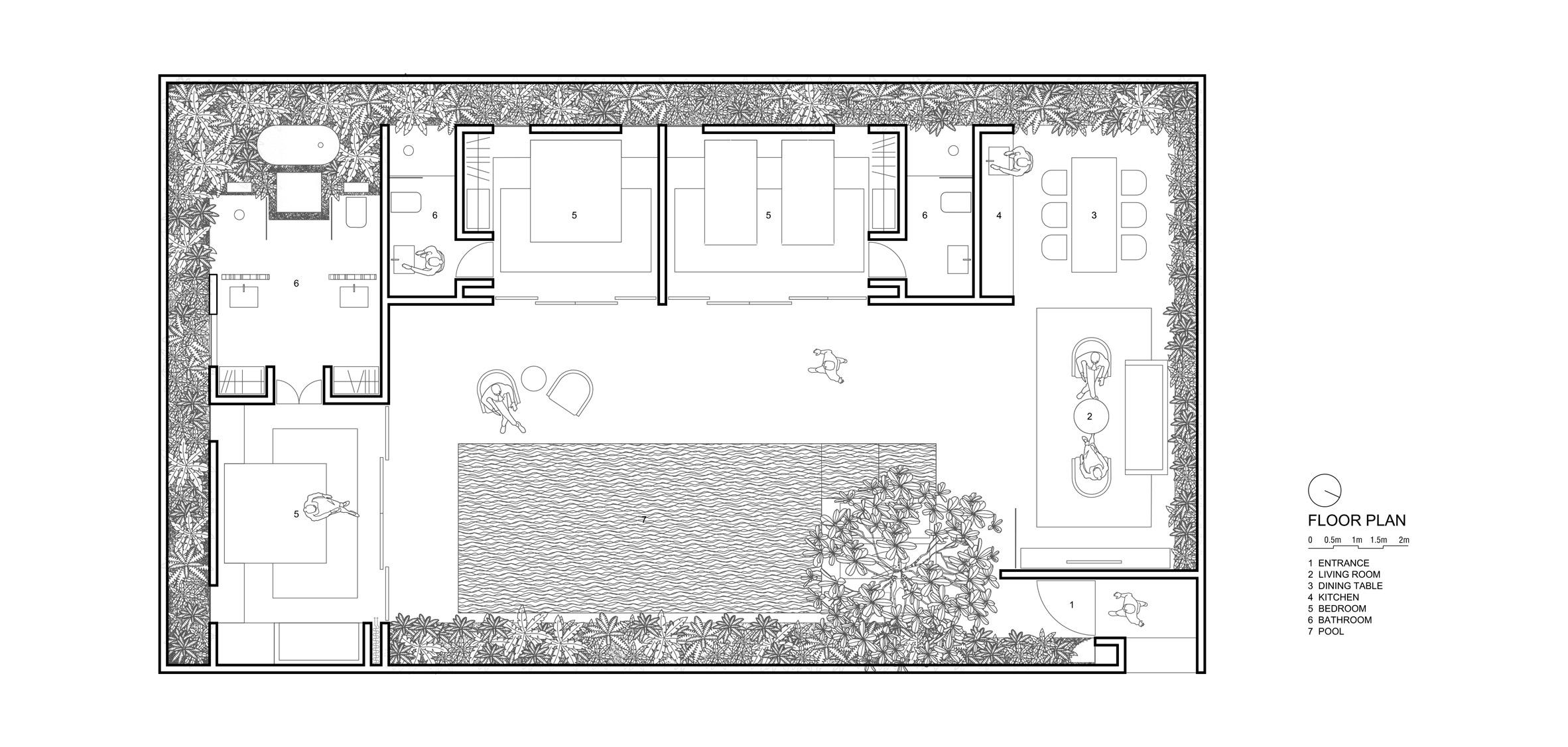 Wyndham Garden Phu Quoc Mia Design Studio Villa Plans Sections 02 Livin Spaces