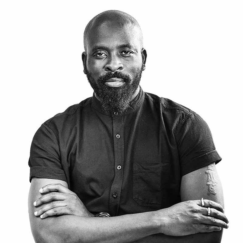 olubunmi Adeyemi founder of da brand by Afrominima